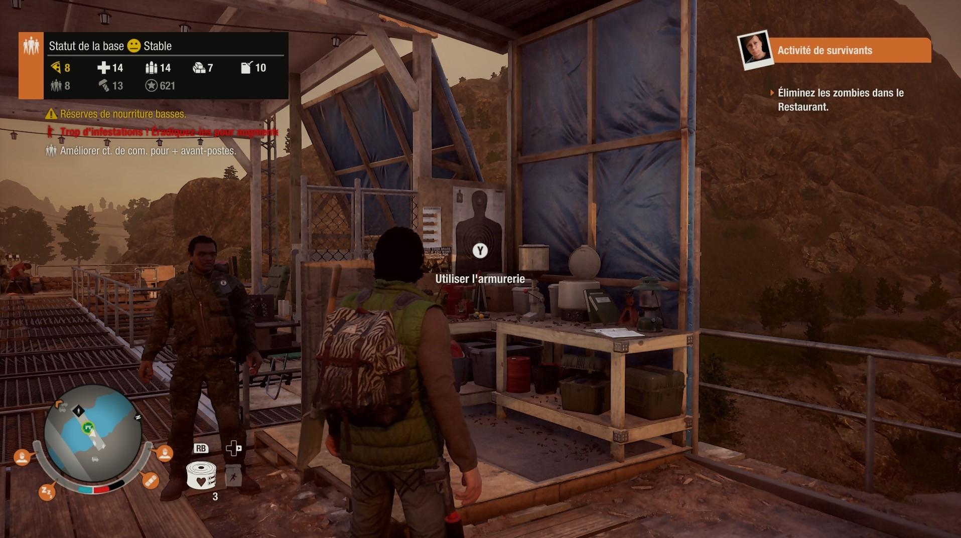 Test State Of Decay 2 : Une Exclu Microsoft Plutôt Morte Que intérieur Jeux De Tir 2