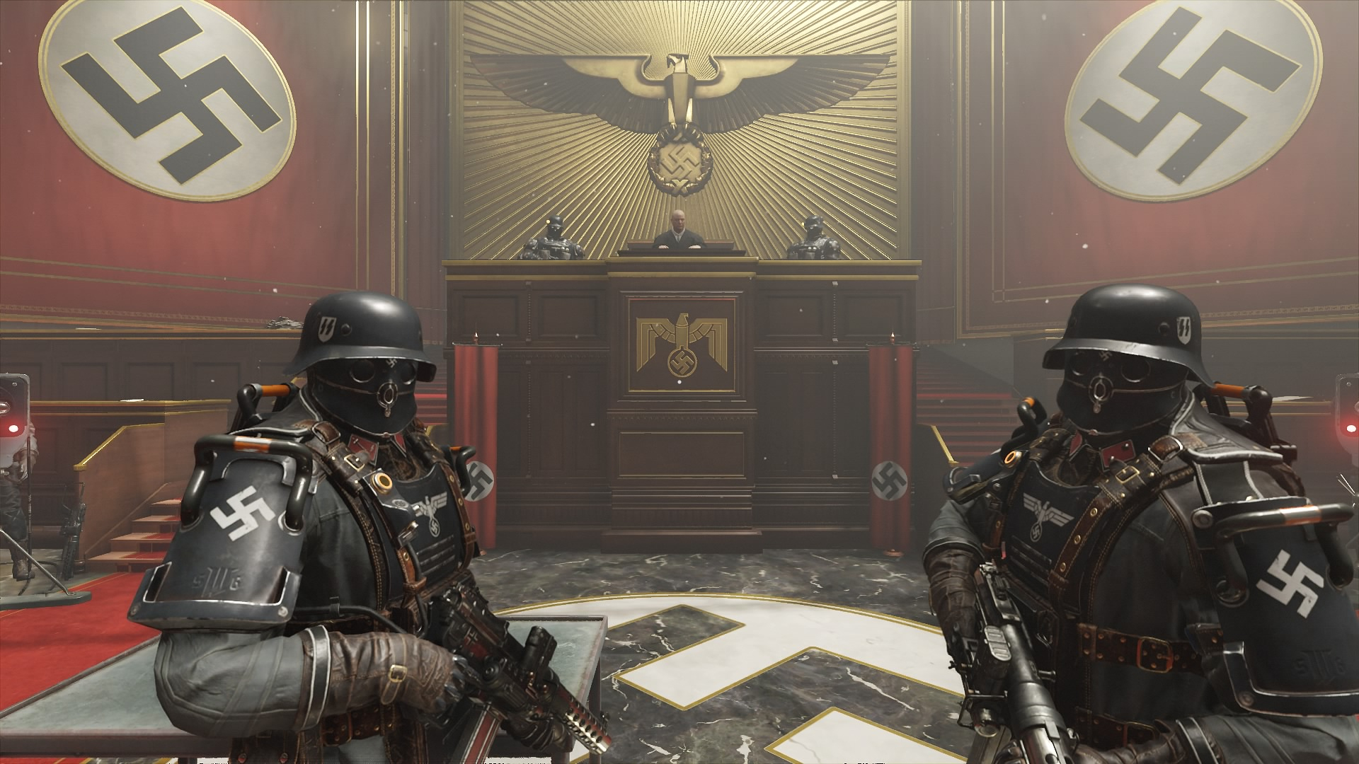 Test : Wolfenstein Ii: The New Colossus : Boches In The Usa pour Jeux De Tir 2