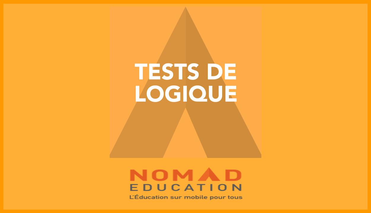 Tests De Logique - Exercices, Qcm, Quiz, Training Apk - Café avec Exercice De Logique Gratuit