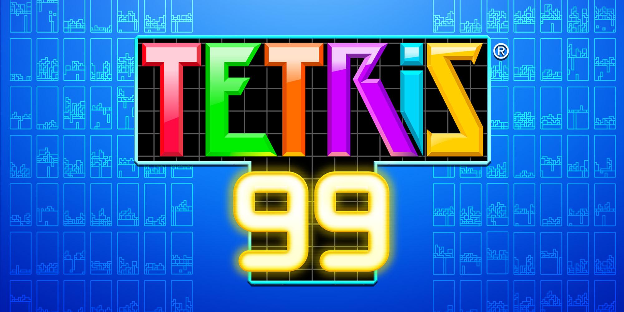 Tetris® 99 | Jeux À Télécharger Sur Nintendo Switch | Jeux pour Pays D Europe Jeux Gratuit