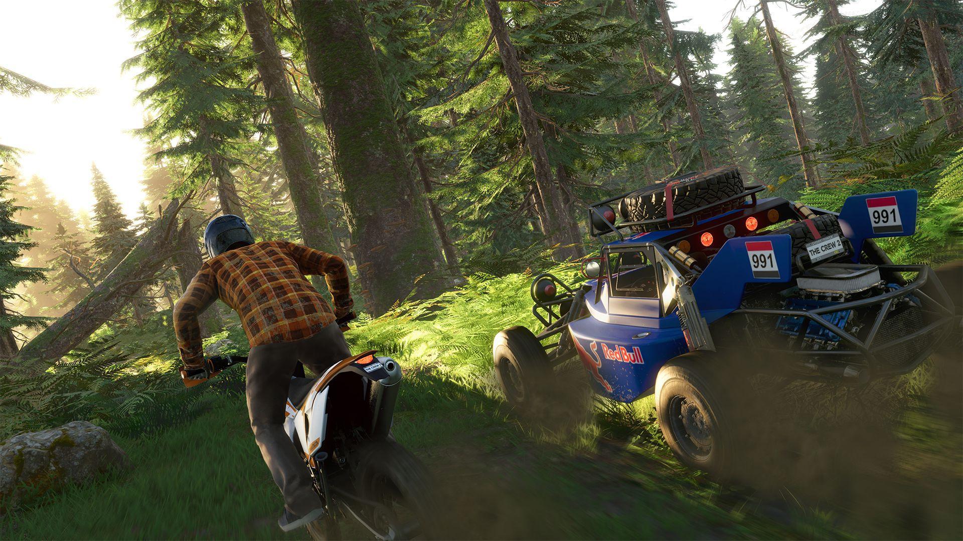The Crew 2 : Notre Test Sur Pc, Playstation 4 Et Xbox One intérieur Jeux De Voiture Qui Joue À 2