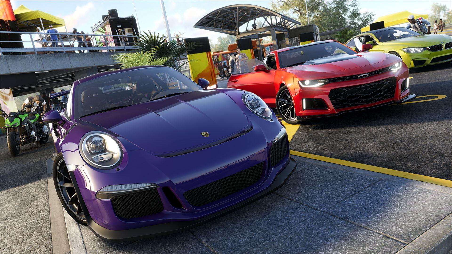 The Crew 2 : Notre Test Sur Pc, Playstation 4 Et Xbox One tout Jeux De Voiture Qui Joue À 2