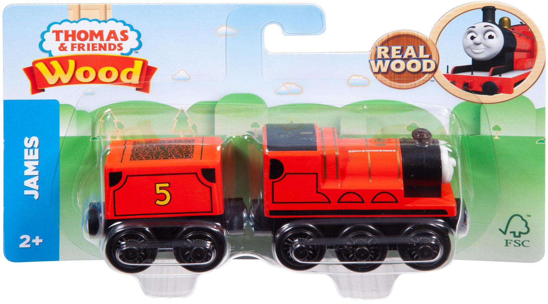 Thomas Et Ses Amis Locomotive En Bois James 2 Ans Et Plus concernant Jouet Pour Enfant De 2 Ans