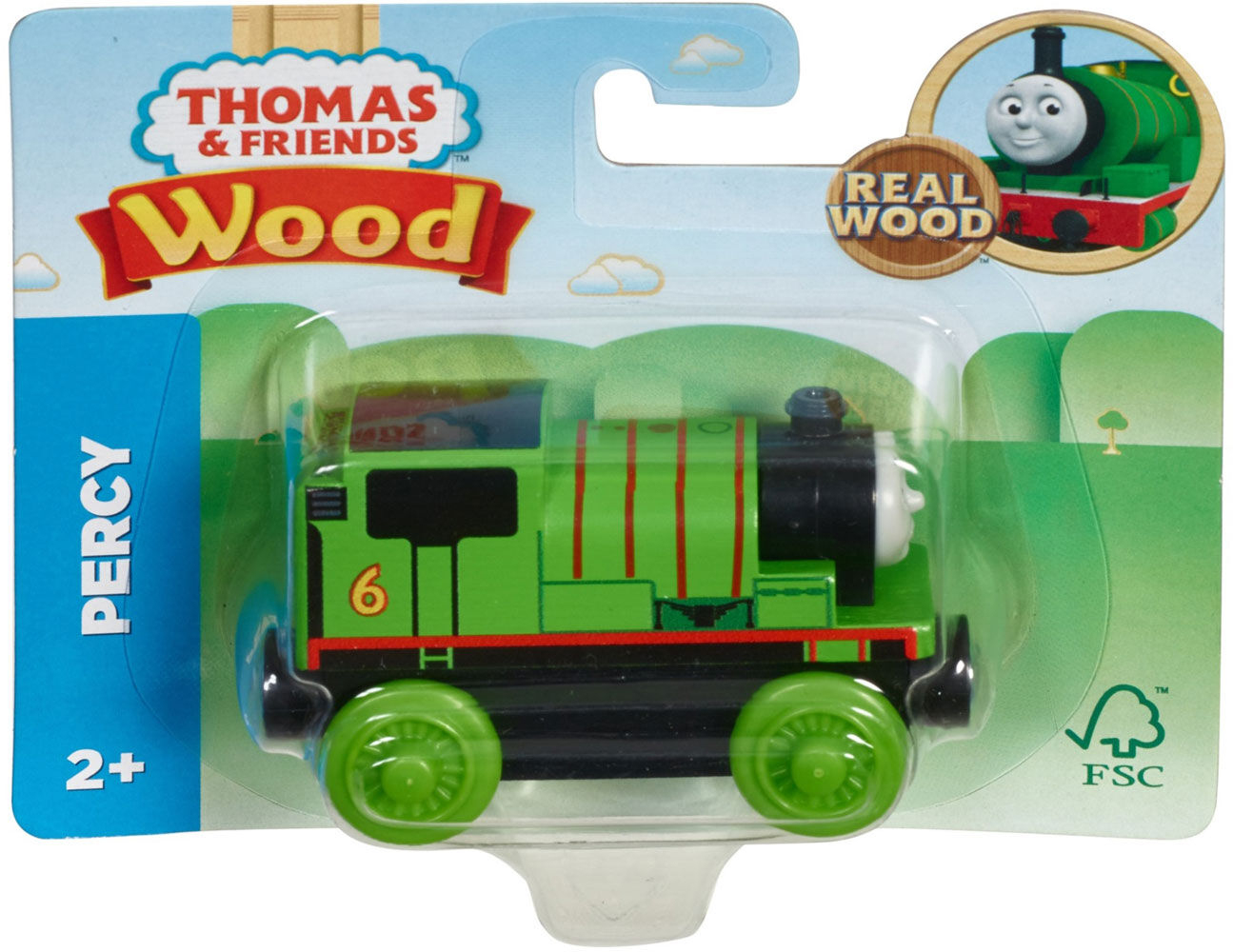 Thomas Et Ses Amis Locomotive En Bois Percy 2 Ans Et Plus tout Jouet Pour Enfant De 2 Ans