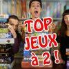 Top 10 Des Jeux De Société À 2 Joueurs - Le Top 10 Idéal à Jeux De Société À Partir De 2 Ans
