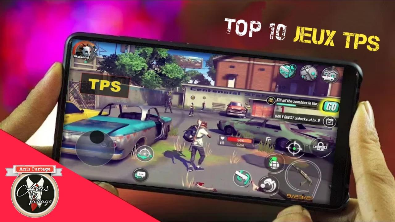 Top 10 Meilleurs Jeux Tps Android Ios Gratuit 2020 intérieur Jeux Tps Gratuit