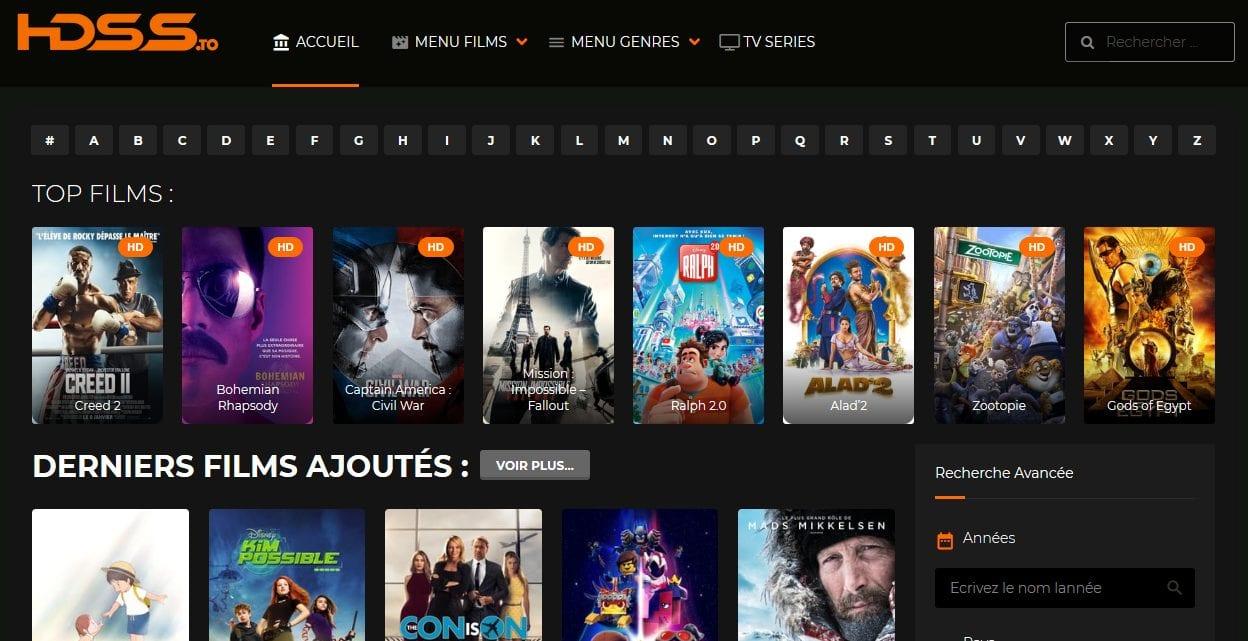 Top 10 Meilleurs Sites De Streaming Français Gratuit à Jeux Internet Gratuit Francais