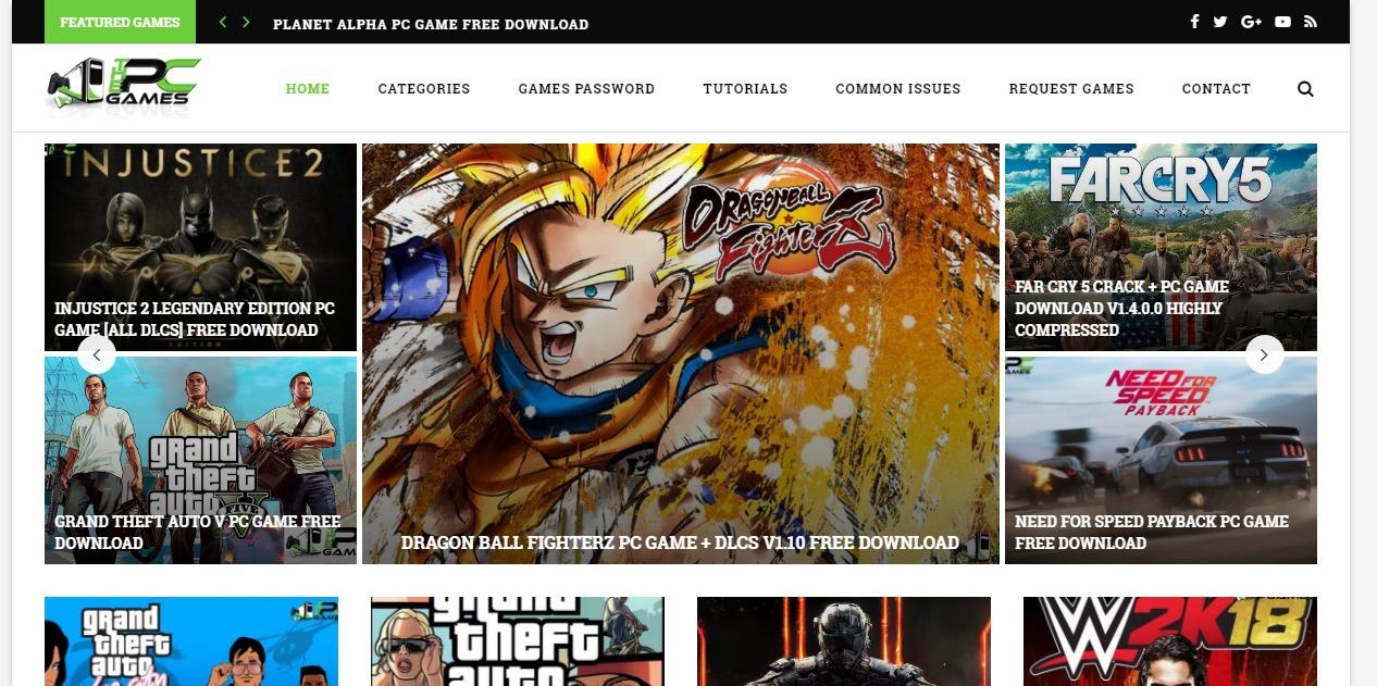 Top 10 Meilleurs Sites Web Pour Télécharger Des Jeux Pc En à Jeux Gratuit En Ligne A Telecharger