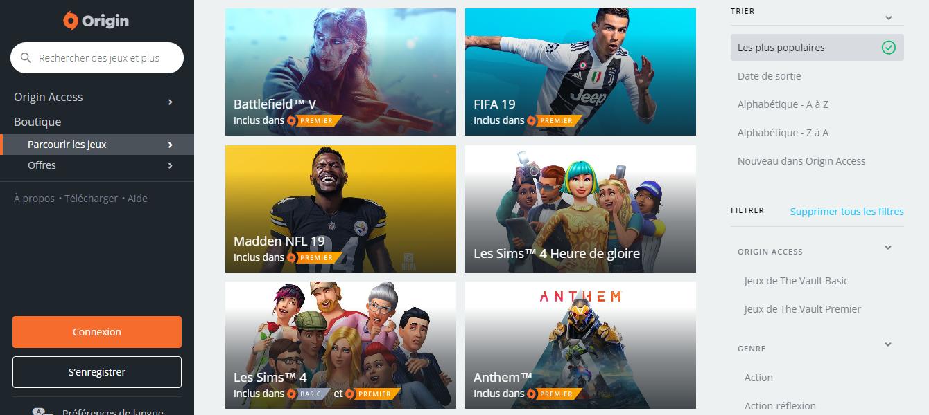 Top 10 Meilleurs Sites Web Pour Télécharger Des Jeux Pc intérieur Jeux Pour Telecharger Sur Pc