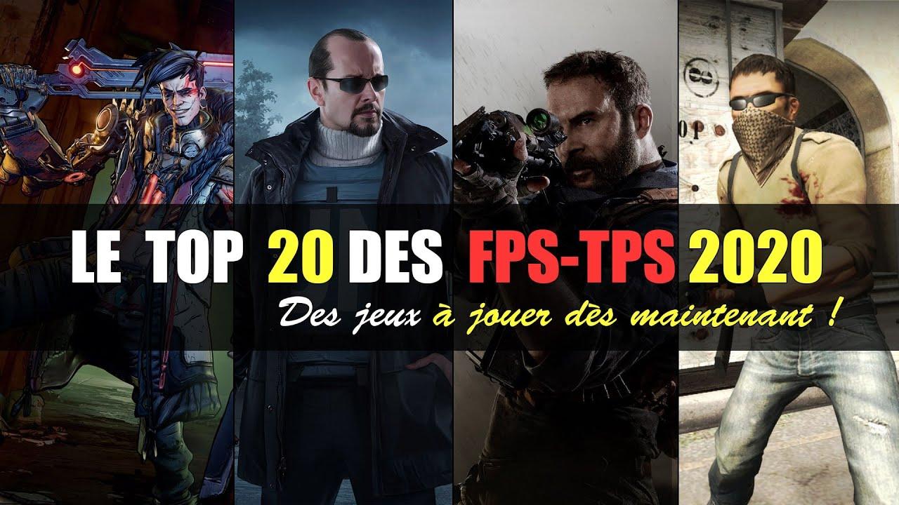 Top 20 Fps - Tps 2020 (Gratuits & Payants) À Jouer Dès Maintenant intérieur Jeux Tps Gratuit