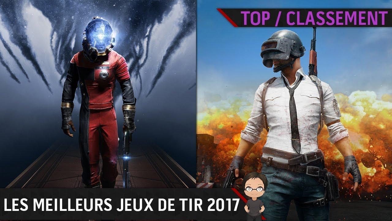 Top 5 Des Jeux De Tir Qu'il Ne Fallait Pas Manquer En 2017 intérieur Jeux De Tir 2