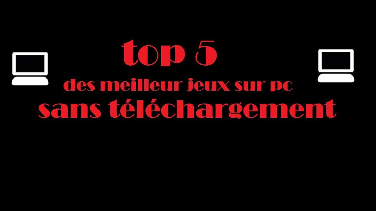 Top 5 Des Meilleur Jeux Sur Pc Sans Telechargement intérieur Jeux Pc Sans Telechargement
