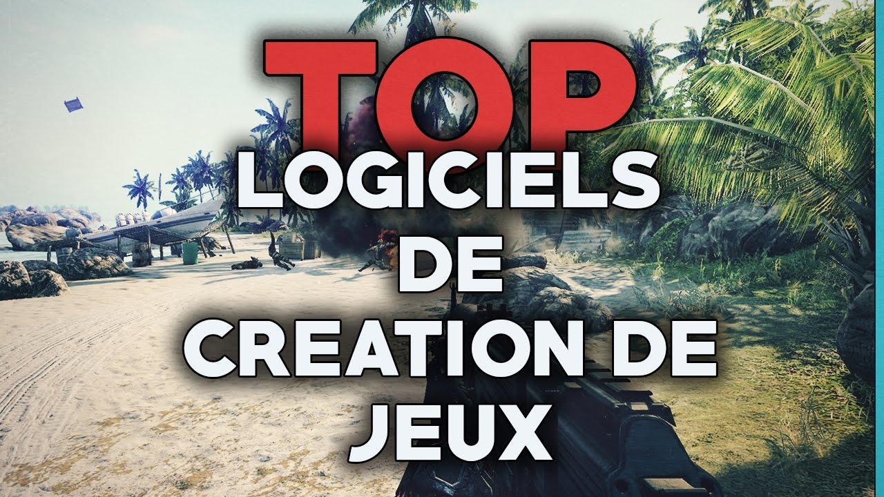 Top Des Meilleurs Logiciels Pour Créer Son Jeux Vidéo En 2016 / 2017 pour Logiciel Jeux Pc