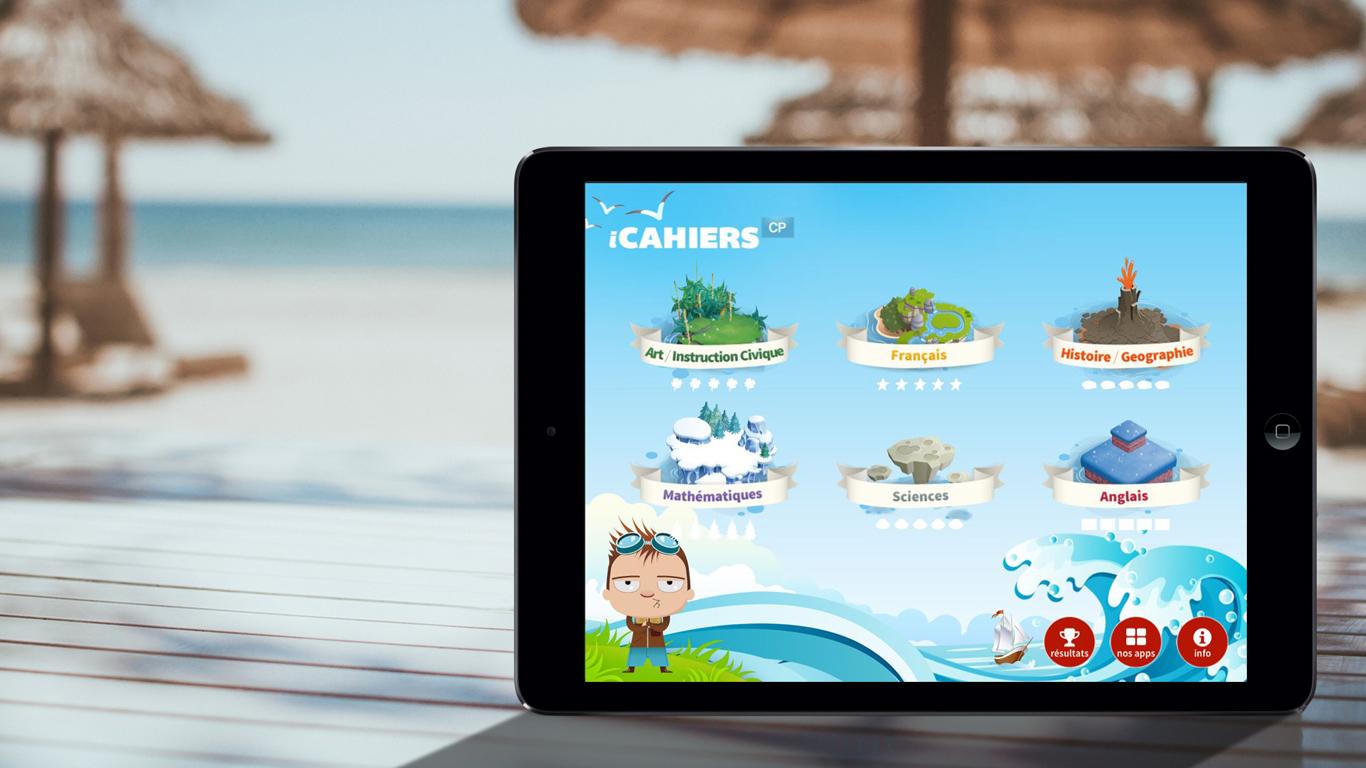 Top Des Sites De Cahier De Vacances Gratuit En Ligne avec Cahier De Vacances En Ligne