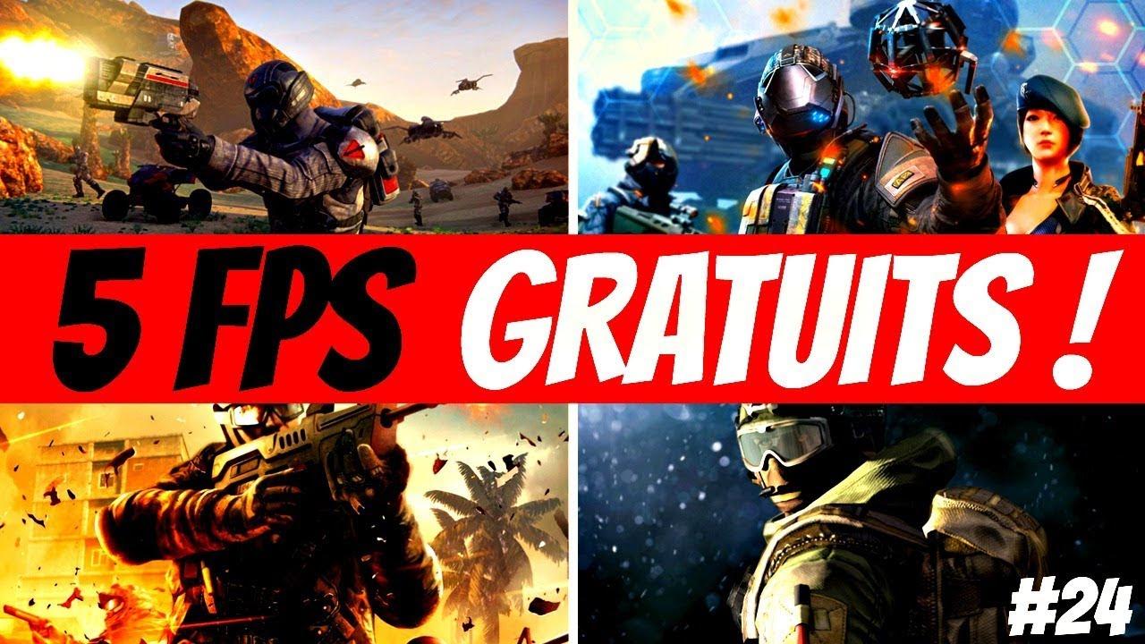Top Jeux Free To Play #24 - Spécial Fps Gratuits Pour Pc ! dedans Jeux Tps Gratuit