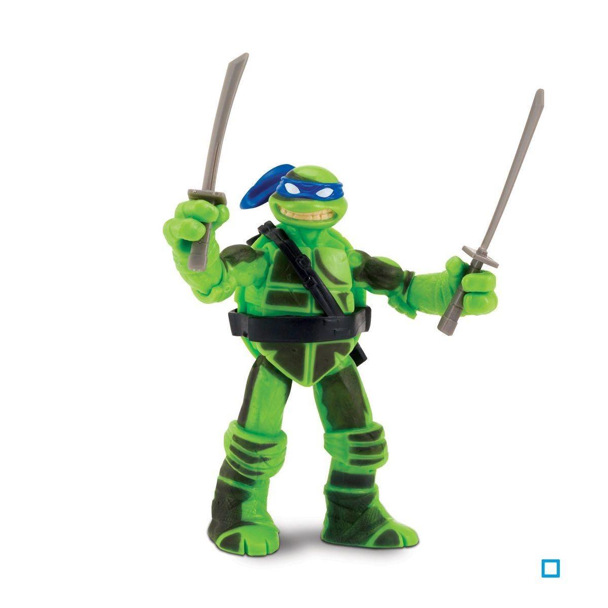 Tortues Ninja - Leonardo Change De Couleur - Giotua424 à Jeux De Tortue Gratuit