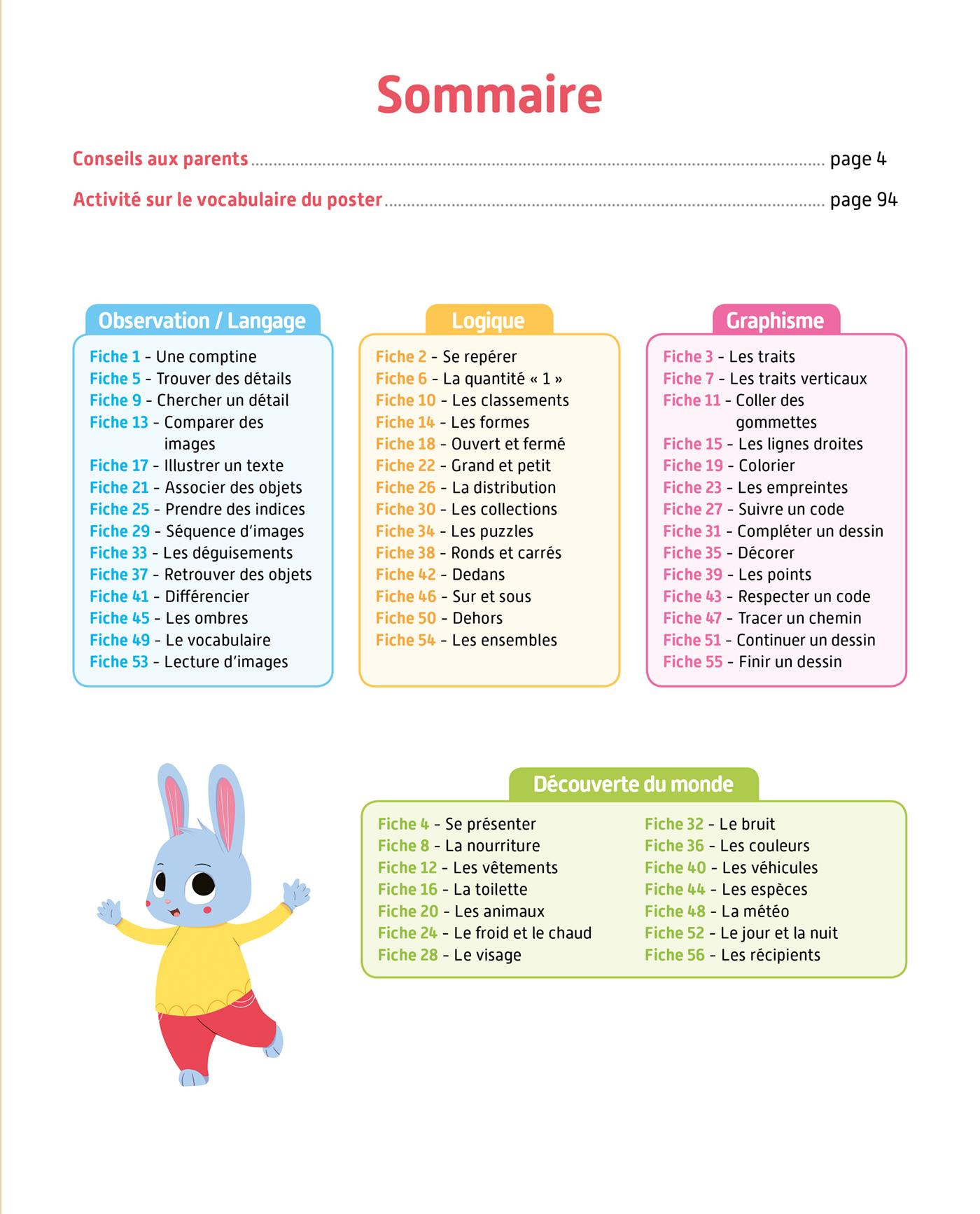 Toute Ma Maternelle- Tout Le Programme - Toute Petite Section dedans Activité Maternelle Petite Section