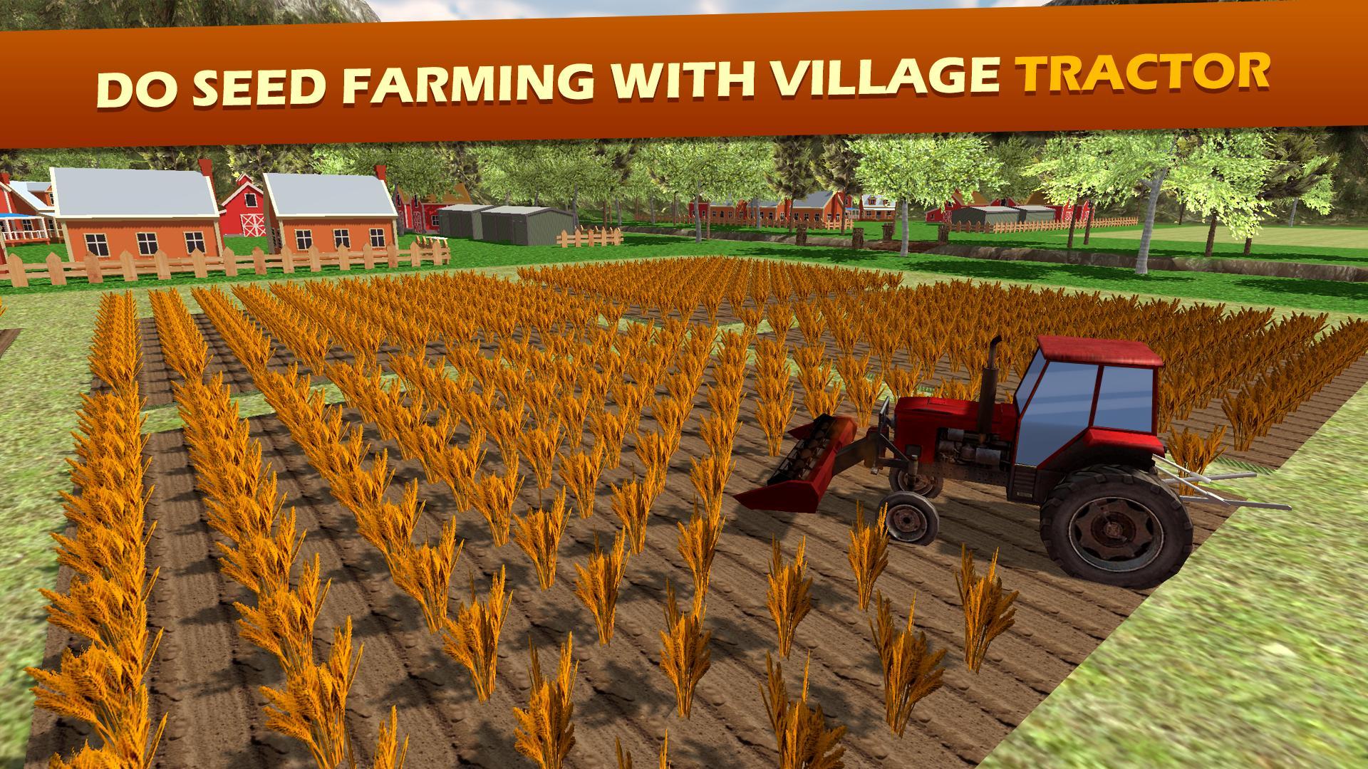 Tracteur Ferme Charrue Simulateu: Agriculture Jeux Pour intérieur Jeux Gratuit Tracteur A La Ferme