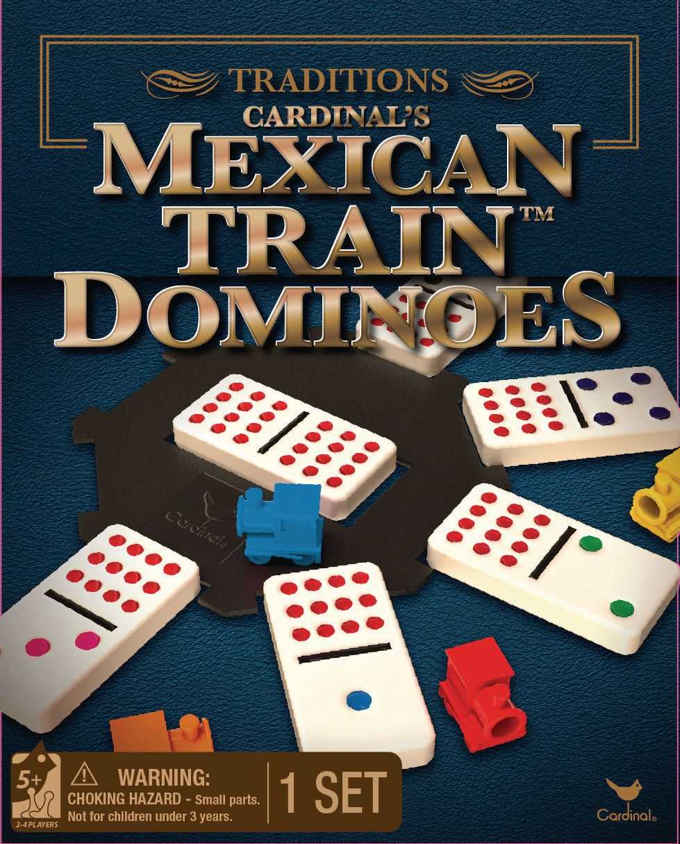 Traditions - Jeu De Dominos Mexican Train concernant Jouer Au Domino Gratuitement