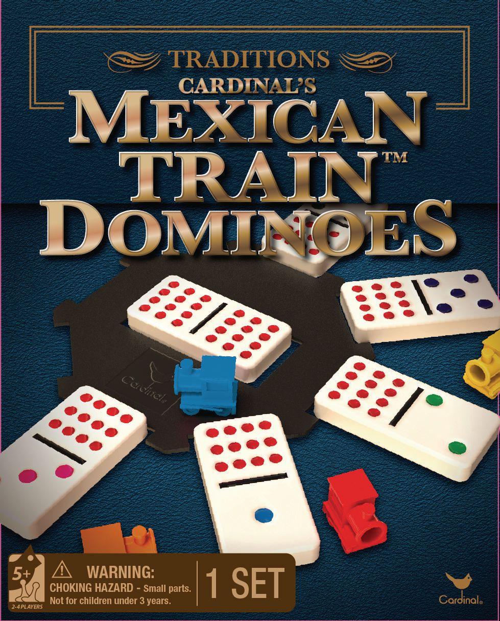 Traditions - Jeu De Dominos Mexican Train encequiconcerne Jeux Domino Gratuit En Ligne