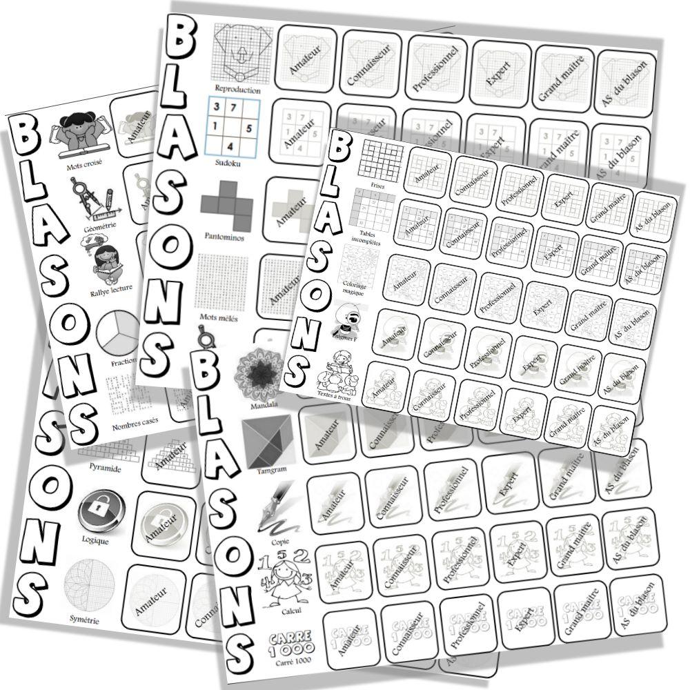 Travail En Autonomie - Ressources Pour Les Enseignants De Cm2 à Sudoku Cm2 À Imprimer