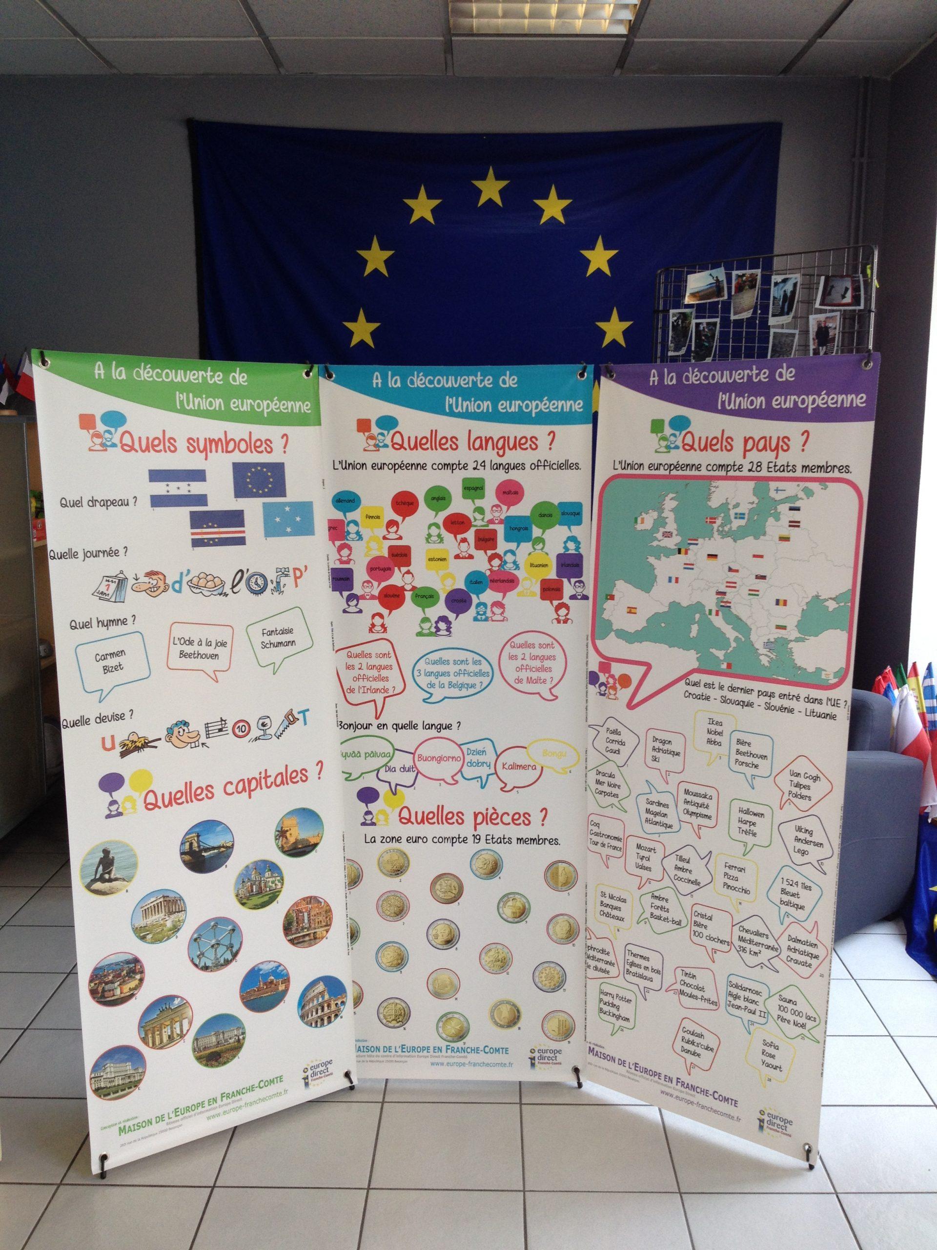 Trouver Une Ressource - Europe Direct Crean Vire Normandie concernant Quiz Sur Les Capitales De L Union Européenne