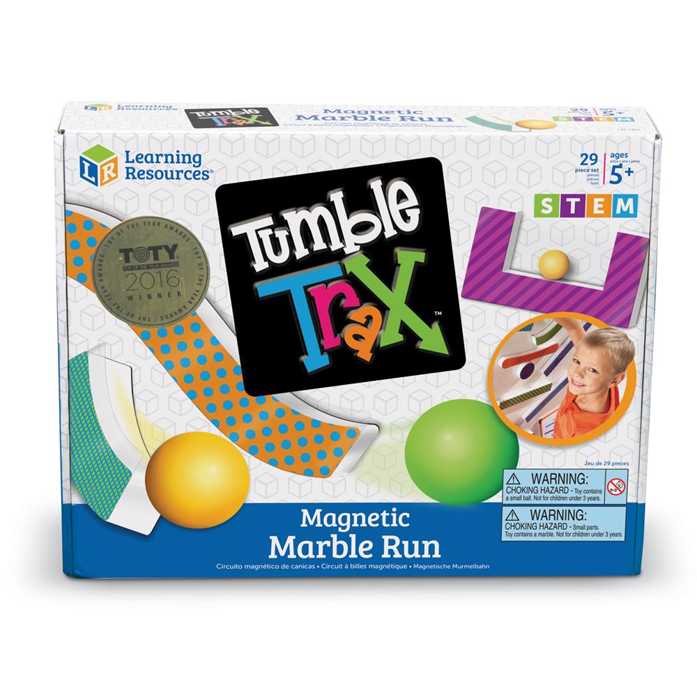 Tumble Trax - Jeu Magnétique Billes Et Gravité! pour Jeux De Billes En Ligne