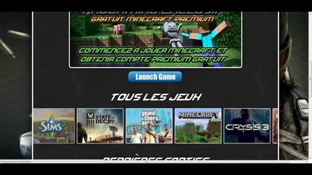 Tuto Comment Jouer A Des Jeux Gratuitement Sans Telecharger avec Jeux Video Pc Gratuit Sans Telechargement