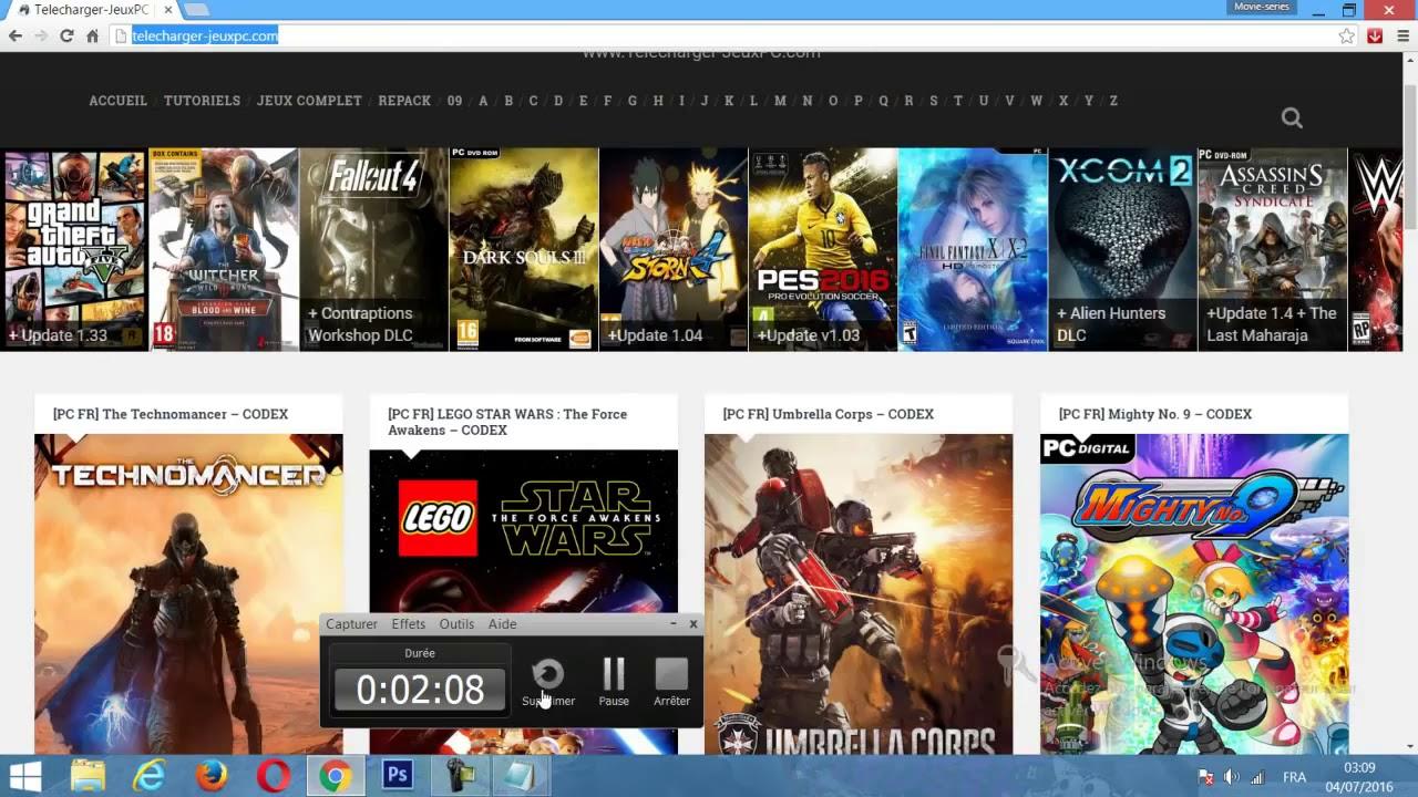 Tuto Meilleur Site 1 Pour Télécharger Des Jeux Pc Complet Gratuit Sans  Torrent serapportantà Jeux Video Pc Gratuit Sans Telechargement