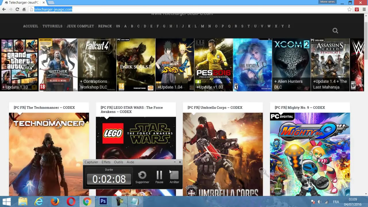 Tuto Meilleur Site Pour Télécharger Des Jeux Pc Complet à Jeux Sur Pc A Telecharger