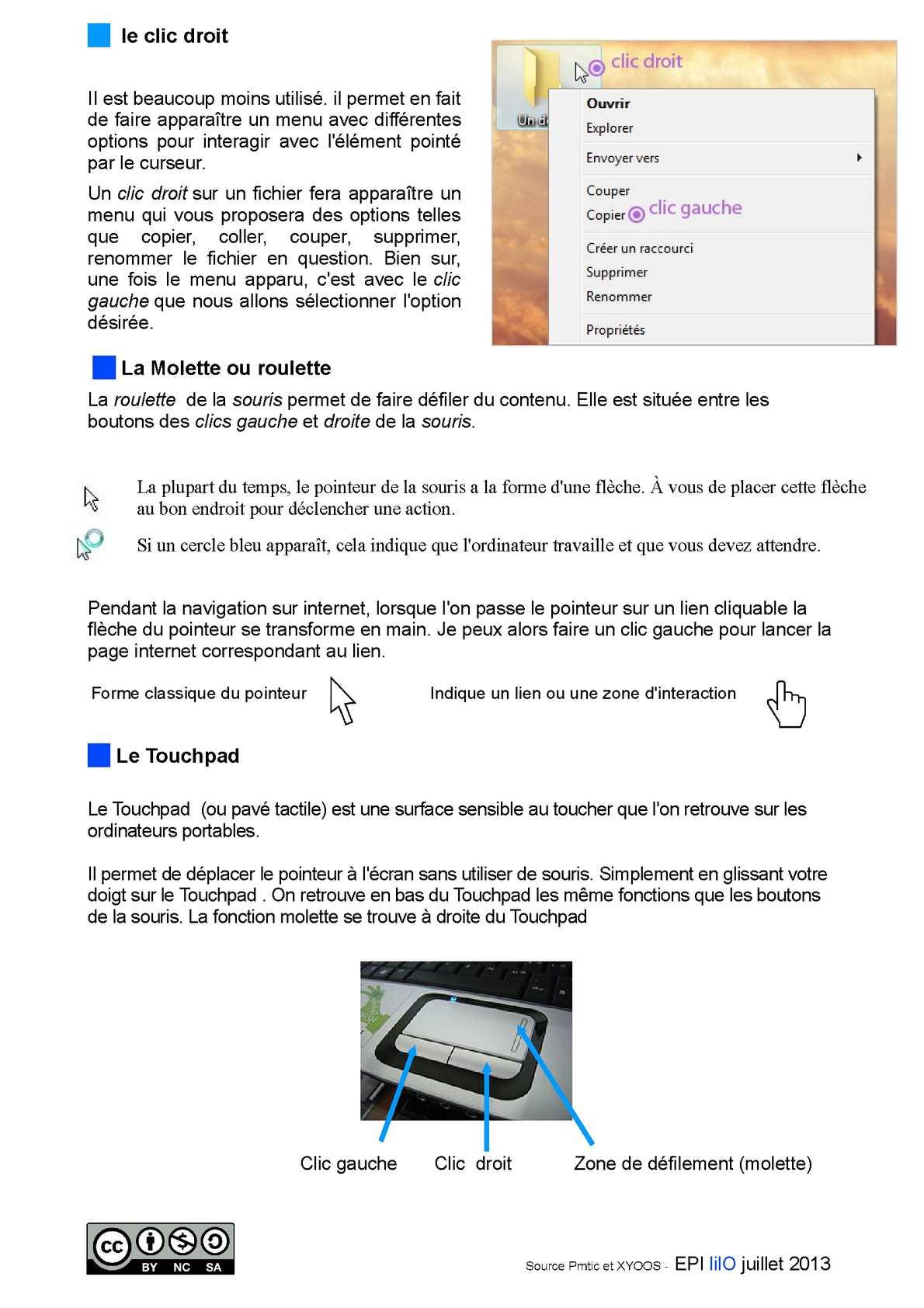 Tuto Souris - Calameo Downloader dedans La Souris Du Web
