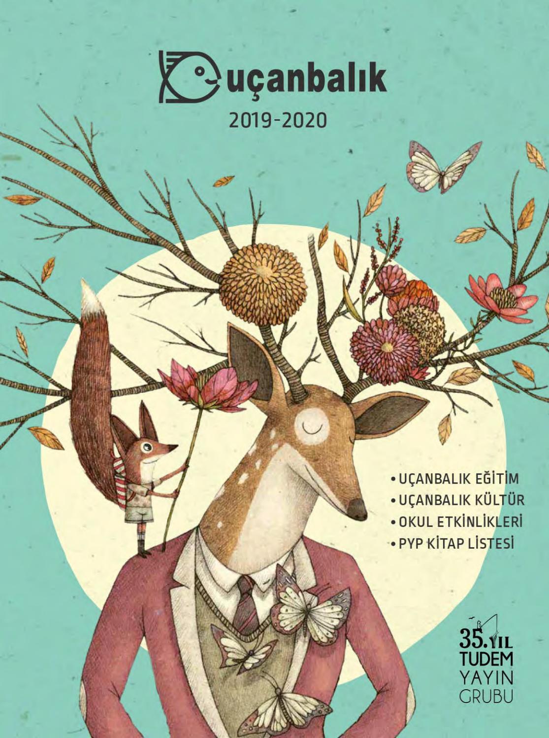 Uçanbaalık Yayın Kataloğu 2019 - 2020 By Tudem - Issuu destiné Jeux De Fille Gratuit D Animaux