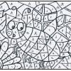 Un Abécédaire En Coloriage Magique (Partie 1) - La Maîtresse dedans Coloriage Magique Gs Cp