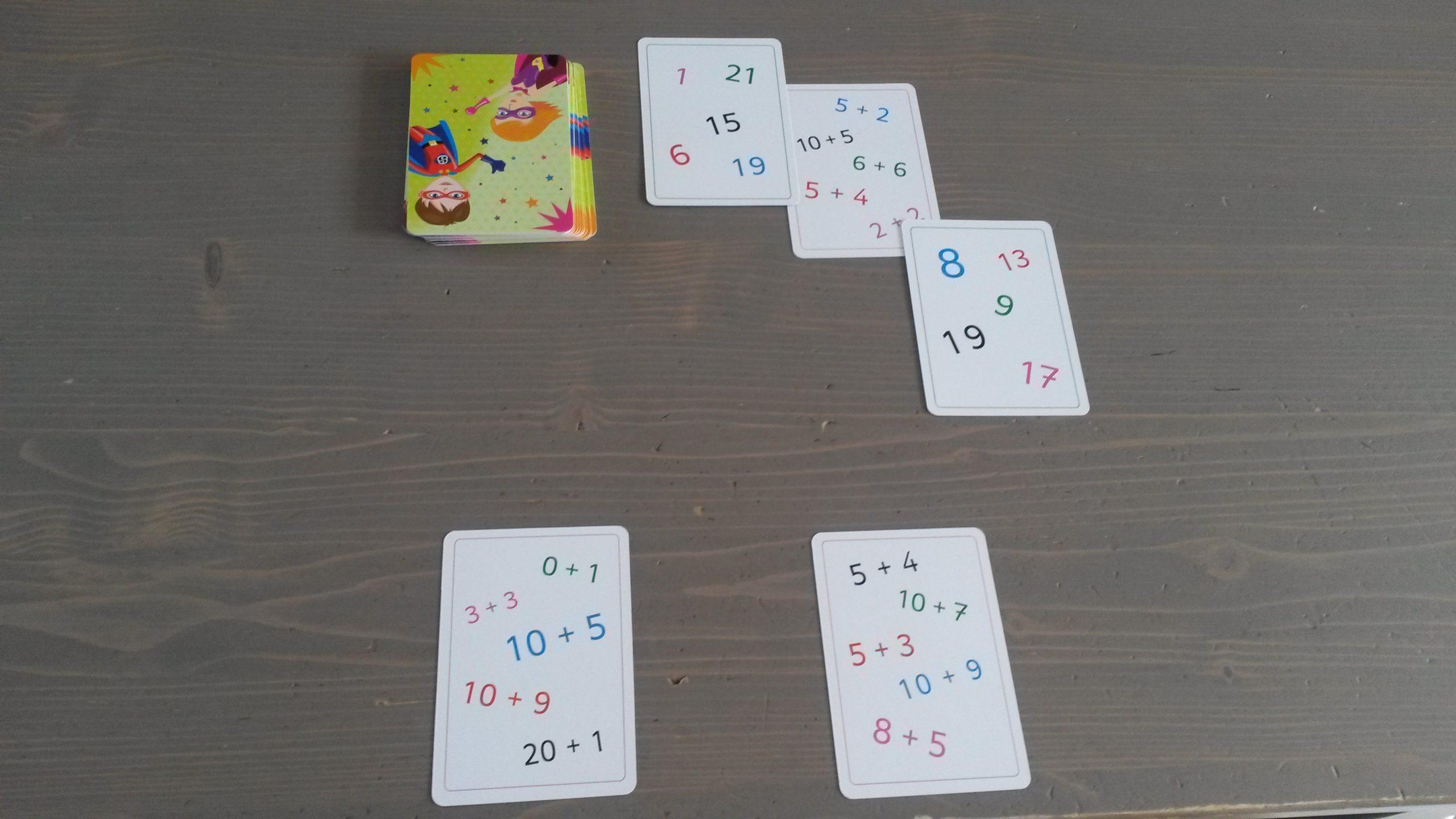 Un Jeu Pour Apprendre Les Tables D'addition pour Apprendre Les Tables En S Amusant