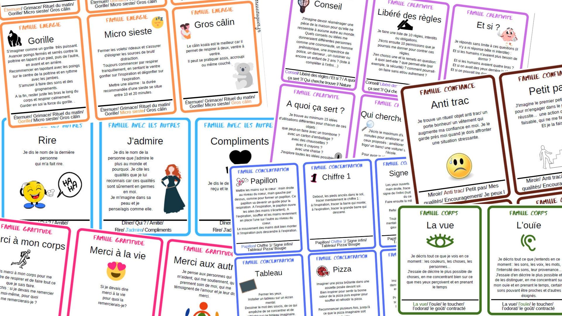 Un Jeu Pour S'épanouir Et Renforcer Les Liens Familiaux concernant Jeux De Concentration À Imprimer
