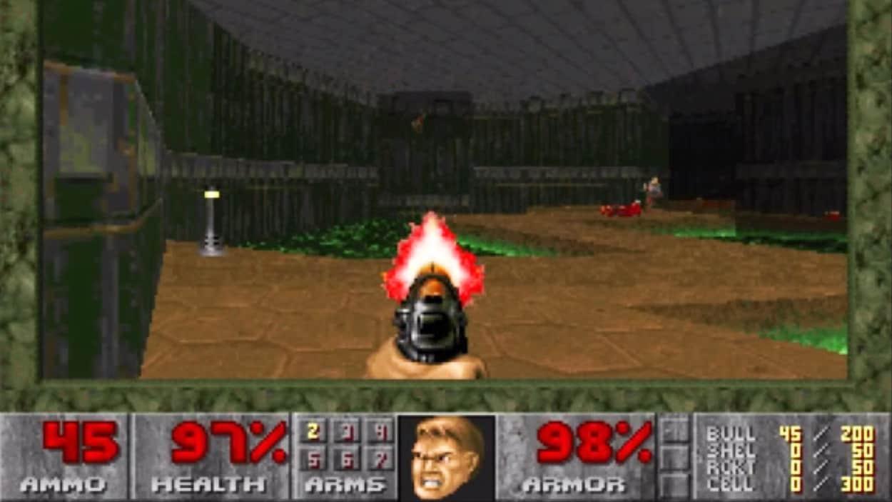 Un Nouveau Chapitre Du Premier Doom Offert Gratuitement En dedans Jeux De Tire Gratuit