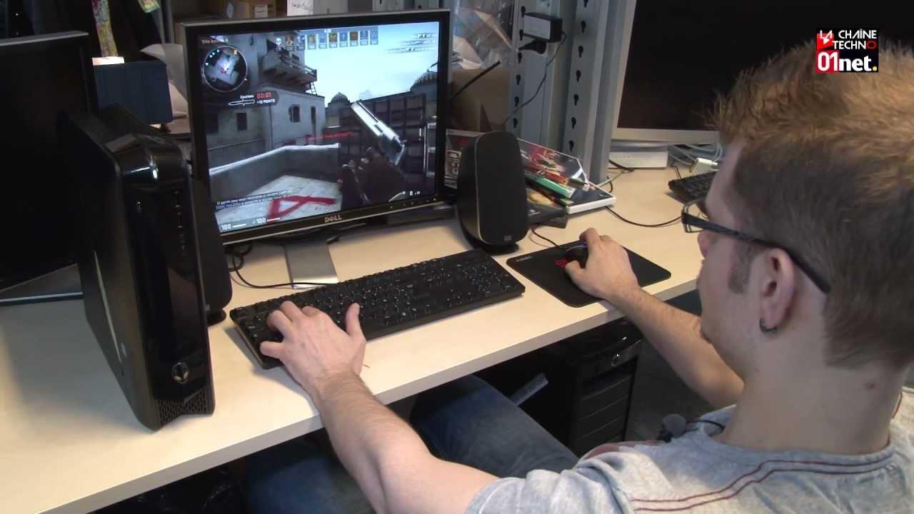 Un Pc De Gamer Qui Soigne Sa Ligne : Dell Alienware X51 à Jeux Sur Ordinateur En Ligne
