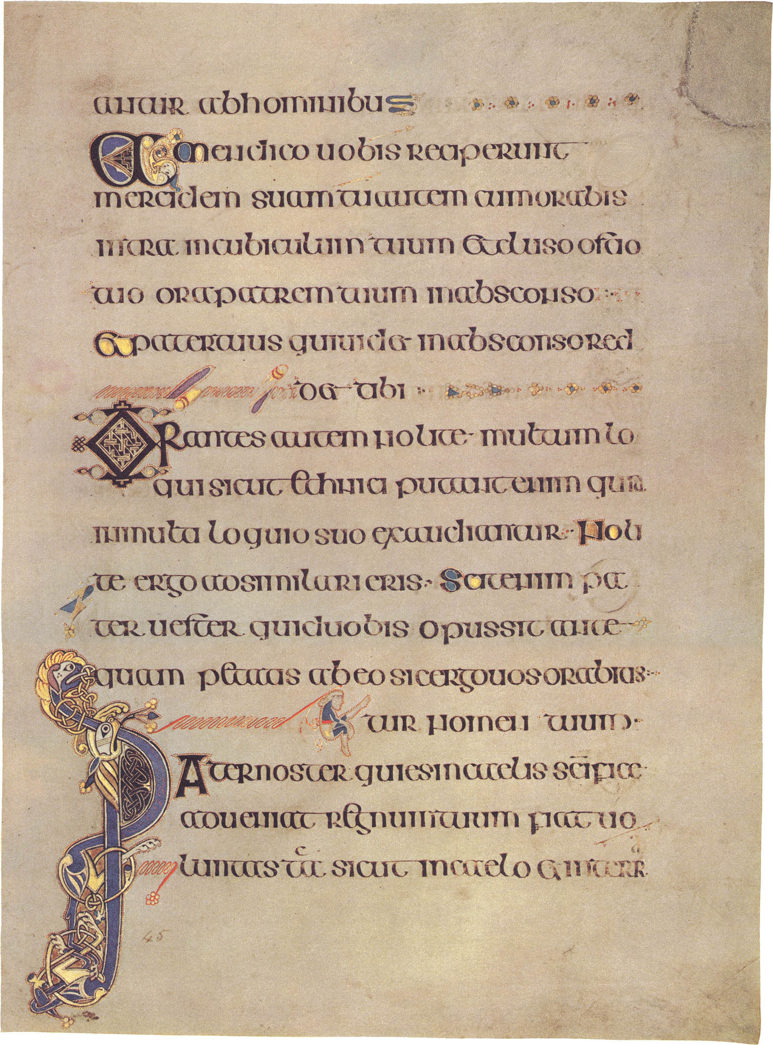 Uncial Script | My Modern Quill tout Majuscule Script