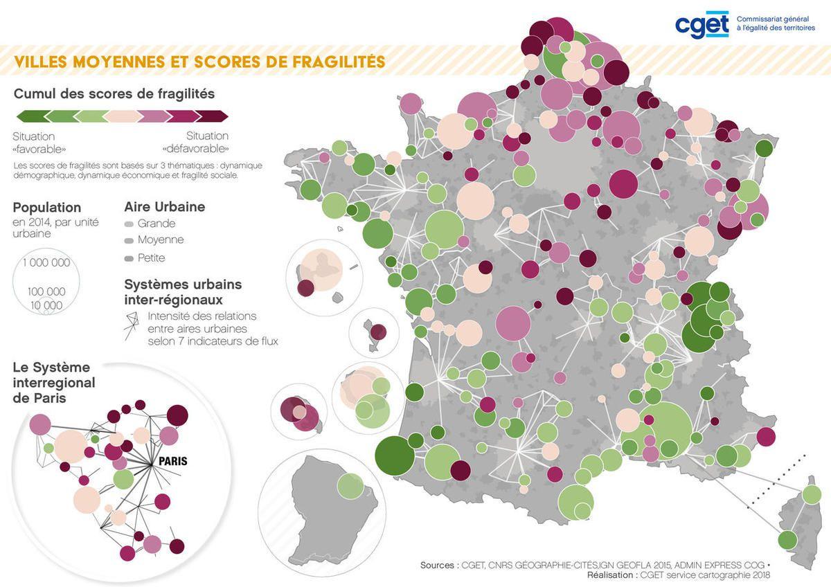Une Cartothèque De La France Pour Alimenter Le Grand Débat à Petite Carte De France