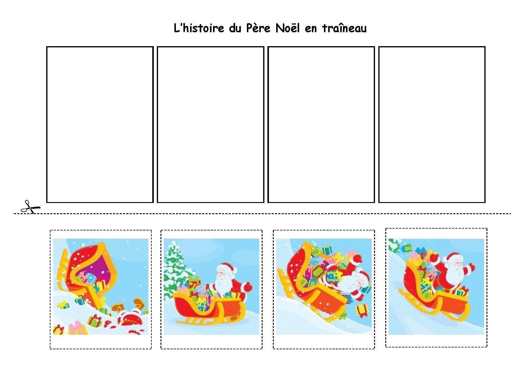 Une Peu Comme A Ecole Histoires serapportantà Images Séquentielles À Imprimer