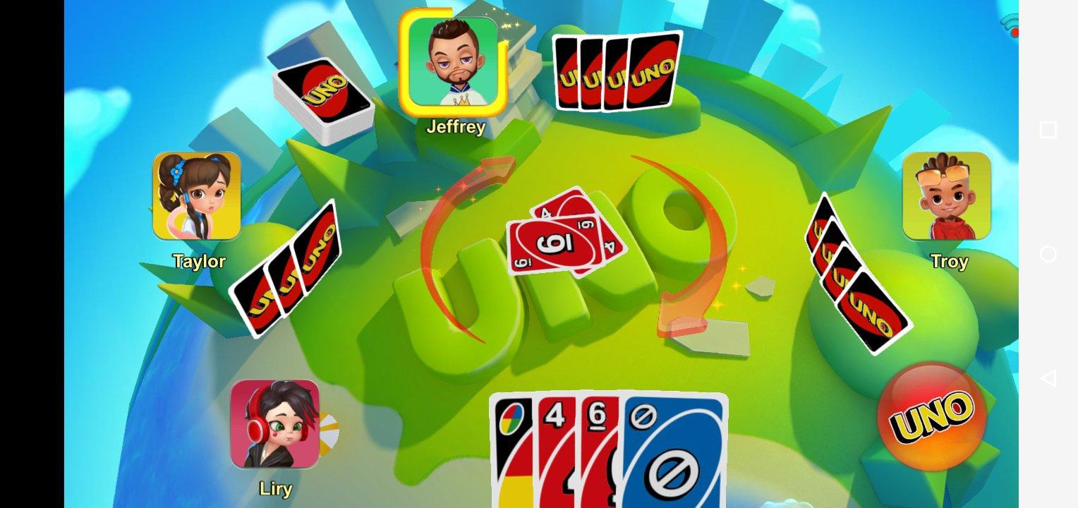 Uno! 1.4.9490 - Télécharger Pour Android Apk Gratuitement destiné Jeux De Cartes Gratuits À Télécharger En Français