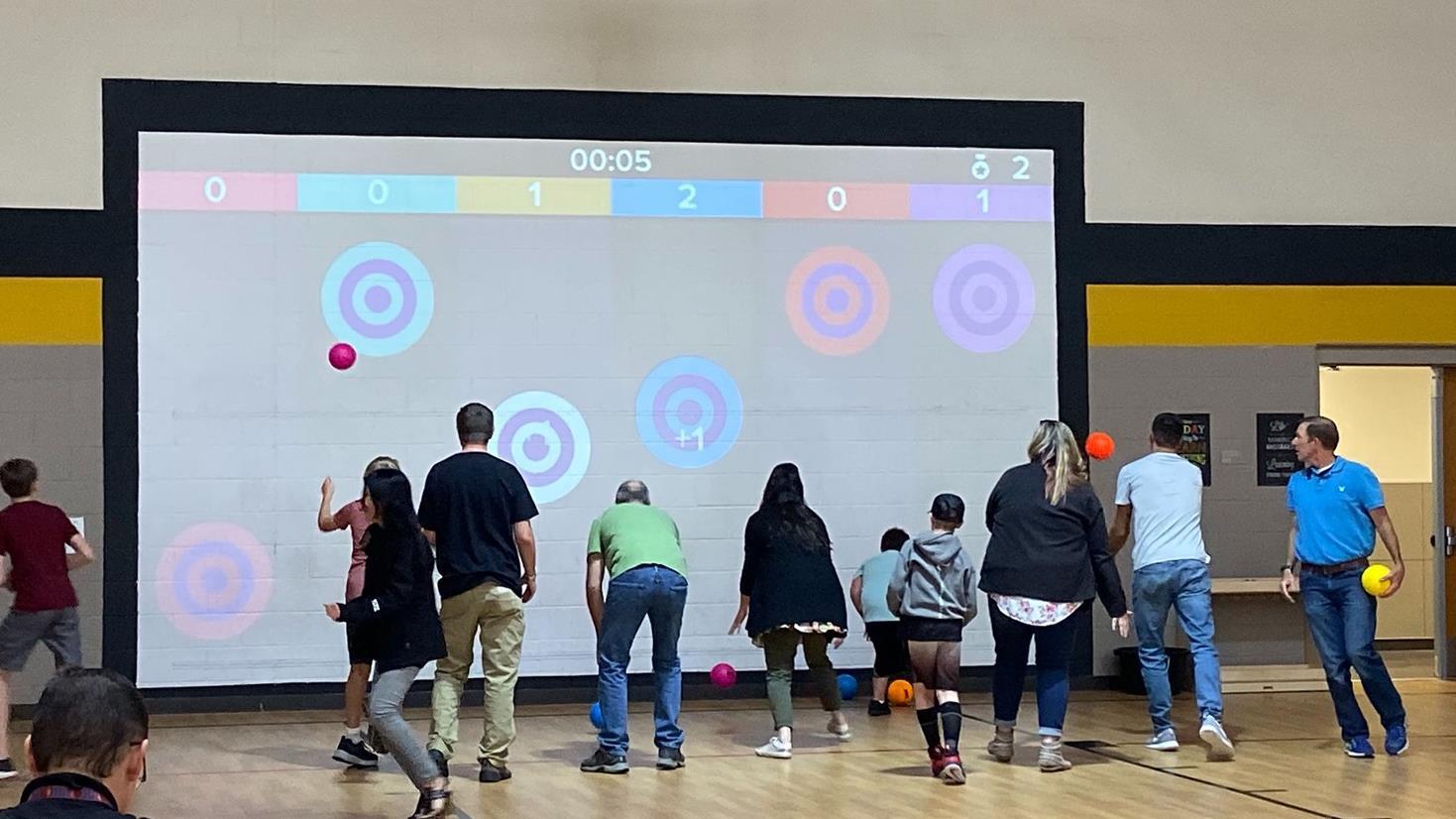 Utiliser La Technologie Pour Faire Bouger Les Enfants dedans Jeux Interactifs Primaire