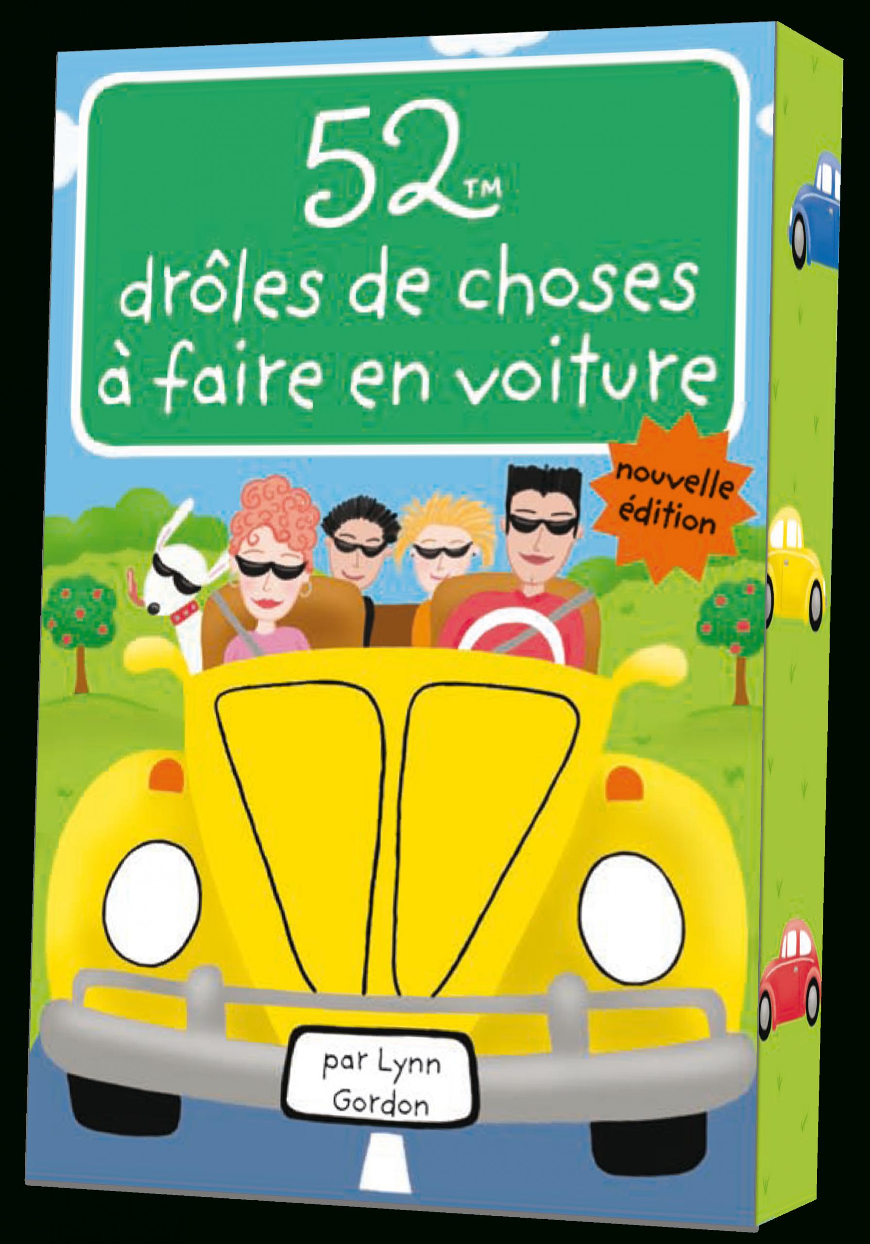 Vacances : Les Jeux Indispensables Pour Occuper Mon Enfant concernant Jeux A Faire Dans La Voiture