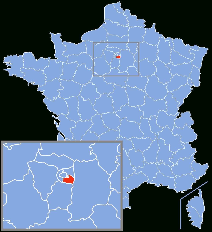 Val-De-Marne — Wikipédia serapportantà Ile De France Département Numéro