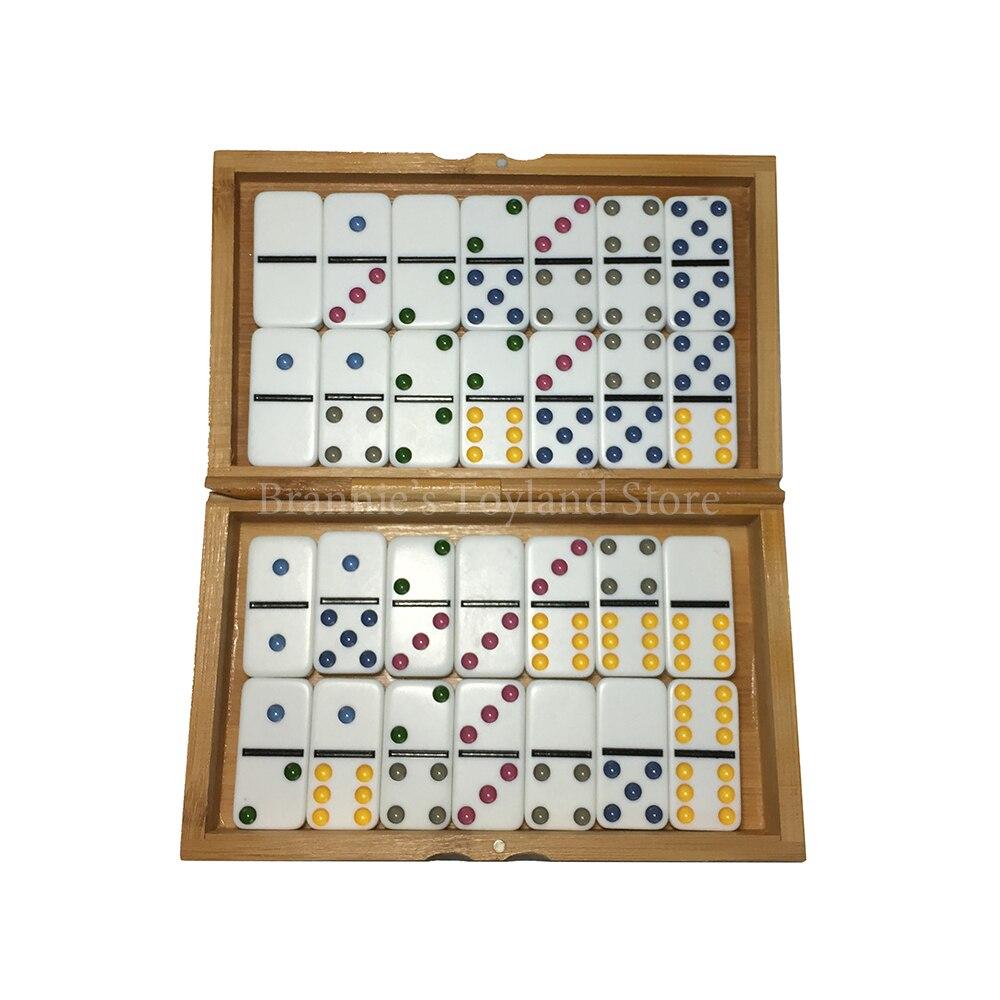 Vavoriqon: Acheter Bambou Boîte De Jeu Domino Pai Gow 28 Pcs à Jeux Domino Gratuit En Ligne