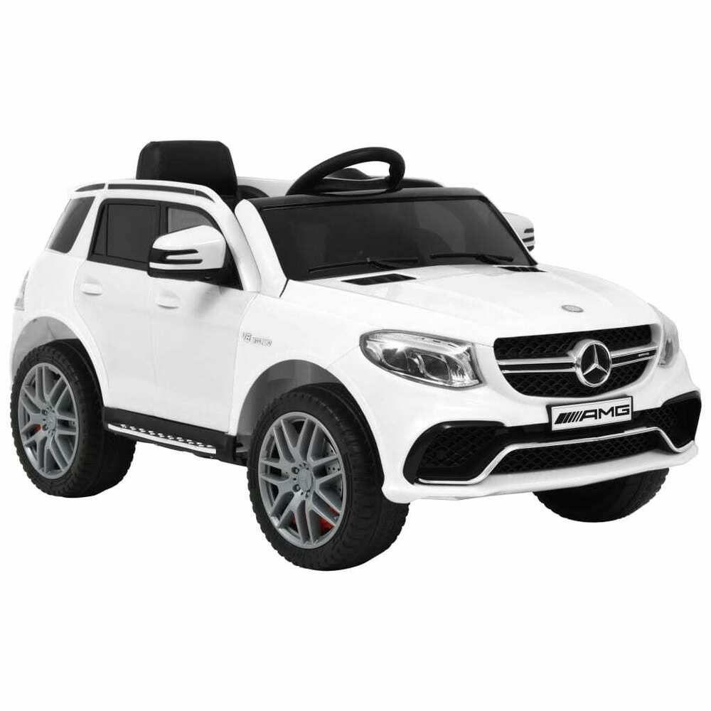 Vidaxl Voiture Pour Enfants Mercedes Benz Gle63S Électrique tout Plein De Jeux De Voiture