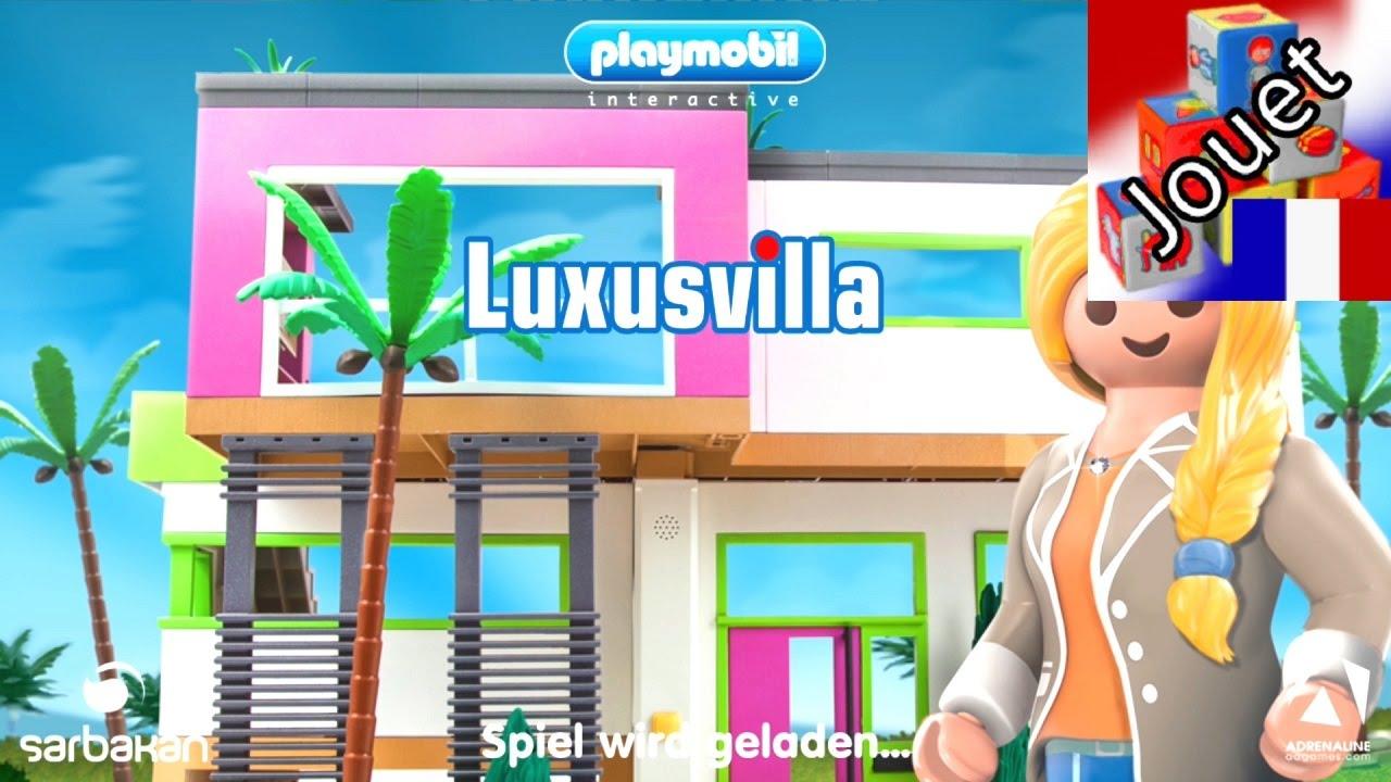 Villa De Luxe Playmobil Jeu Sur Smartphone – Aménageons Dans La Grande  Maison Playmobil – Jour 1 destiné Jeux De Grande Maison