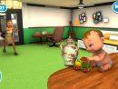 Virtuel Bébé Mère Simulateur Famille Jeux Pour Android dedans Jeux De Bébé Virtuel