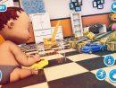 Virtuel Bébé Mère Simulateur Famille Jeux Pour Android serapportantà Jeux De Bébé Virtuel