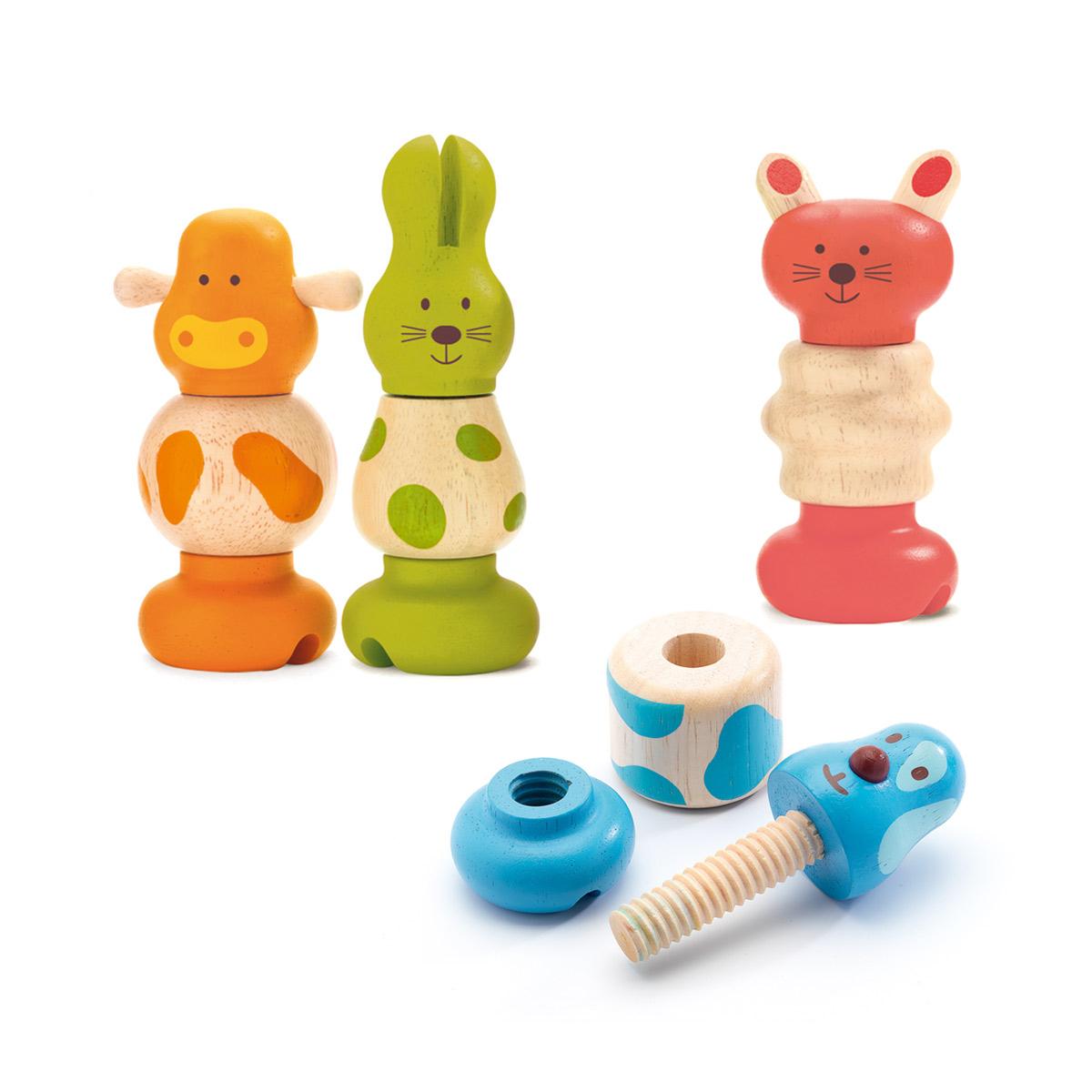 Vis-Animaux-2 - Jeux Pour Enfant - Sauterelles Et Coccinelles dedans Jeux Animaux Enfant